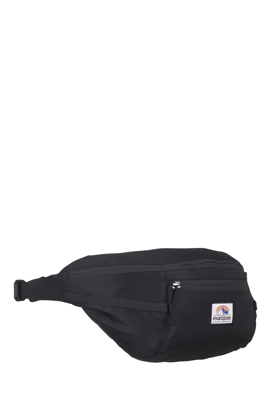 Macpac Wilderness Bumbag — Large, Black, hi-res