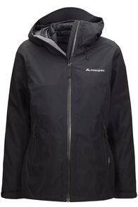 Macpac Women's Névé Three-In-One Reflex™ Jacket, Black, hi-res