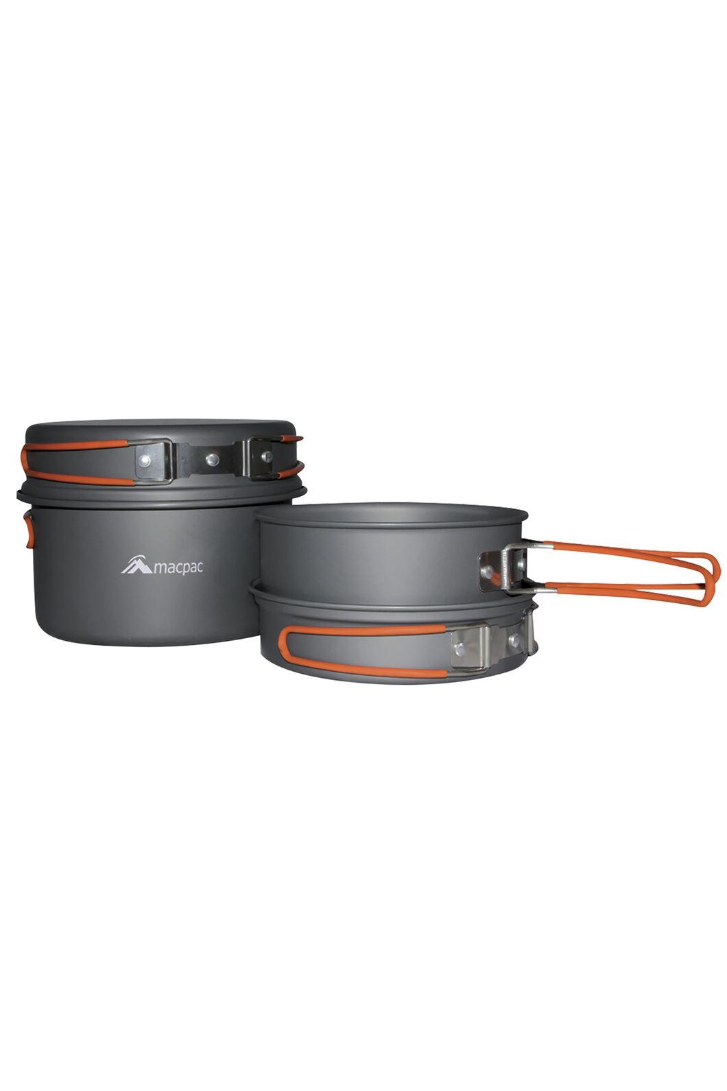 Macpac Duo Pot Set, None, hi-res
