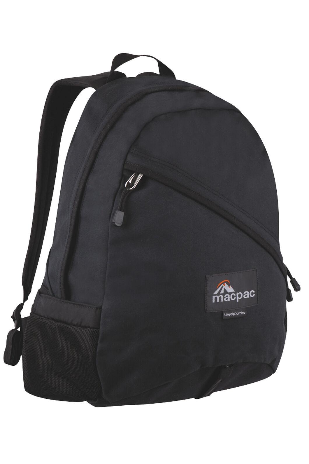 Macpac Litealp 30L AzTec® Backpack, Black, hi-res