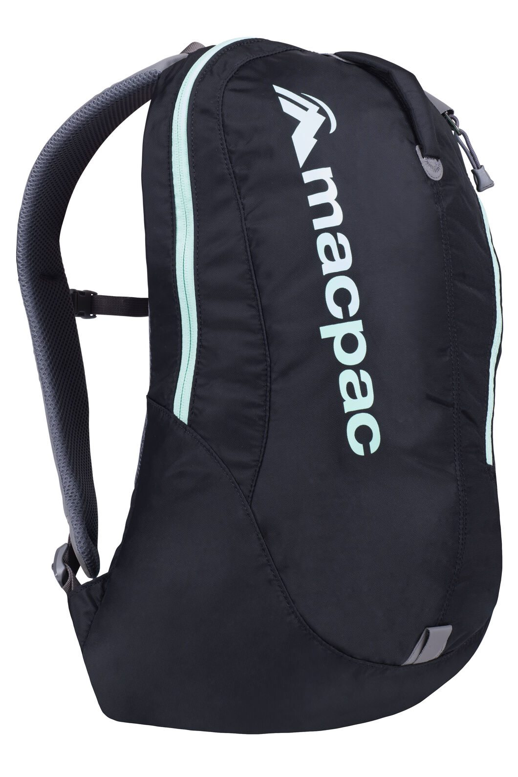 Kahuna 1.1 18L Backpack, Black/Ice Green, hi-res