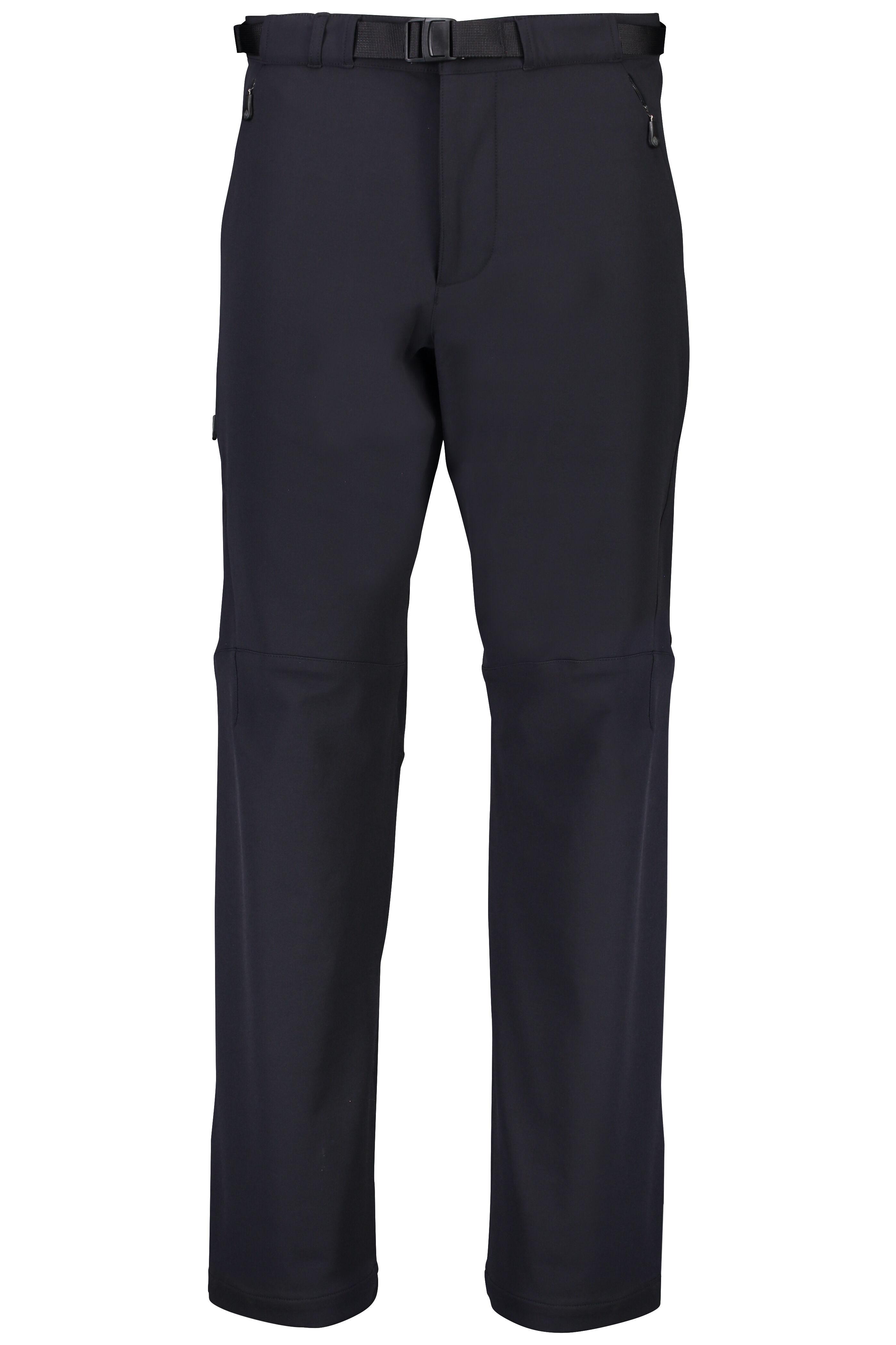 Direct Alpine Trek Pant Warm Soft Shell Trousers for Men Black