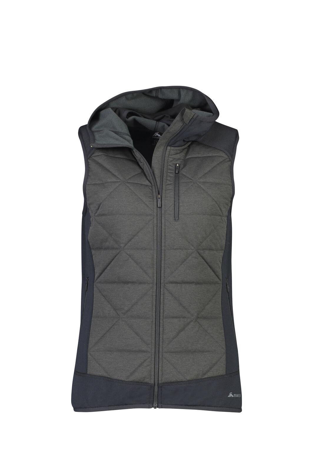 Macpac Accelerate PrimaLoft® Vest - Women's, Peat, hi-res