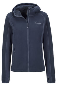 Macpac Mountain Hooded Jacket — Women's, Total Eclipse, hi-res