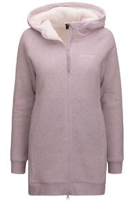 Macpac Women's Fairlie Fleece Jacket, Lilac, hi-res
