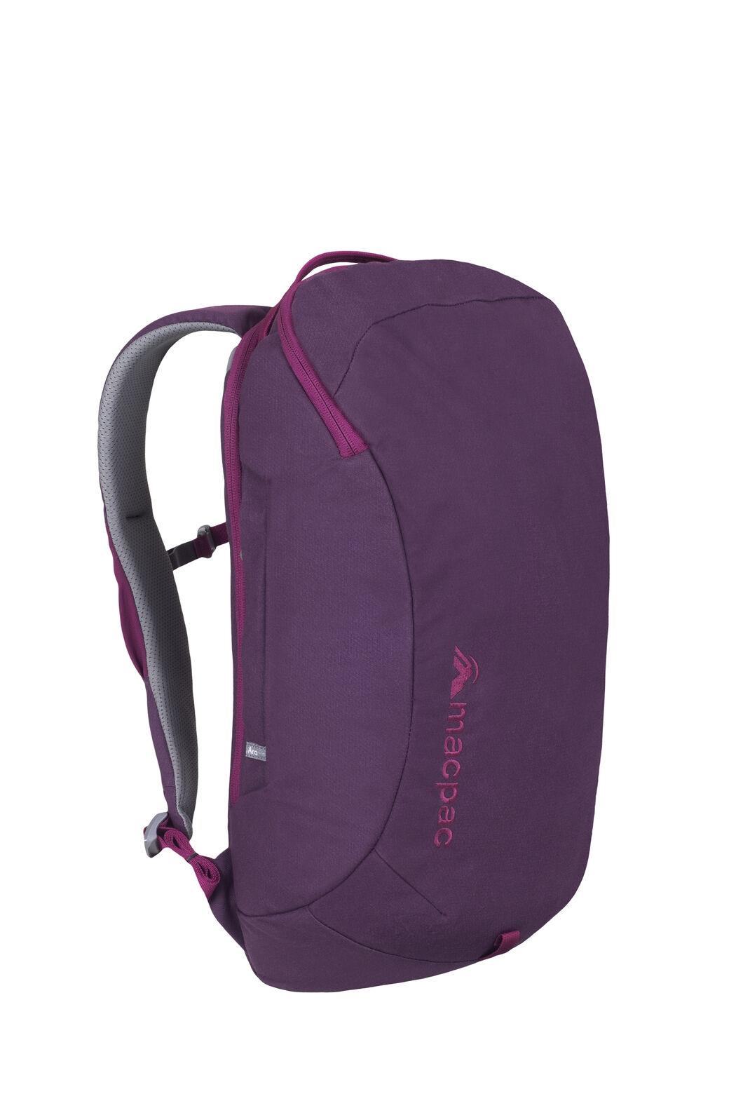 Macpac Ara 19L AzTec® Backpack, Potent Purple, hi-res