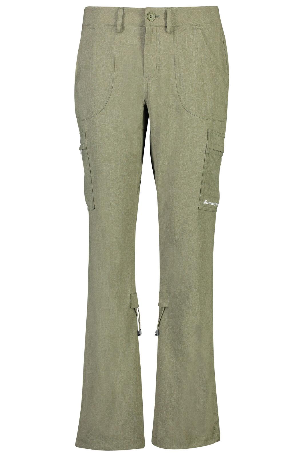 Macpac It's a Cinch Pants - Women's, Grape Leaf, hi-res