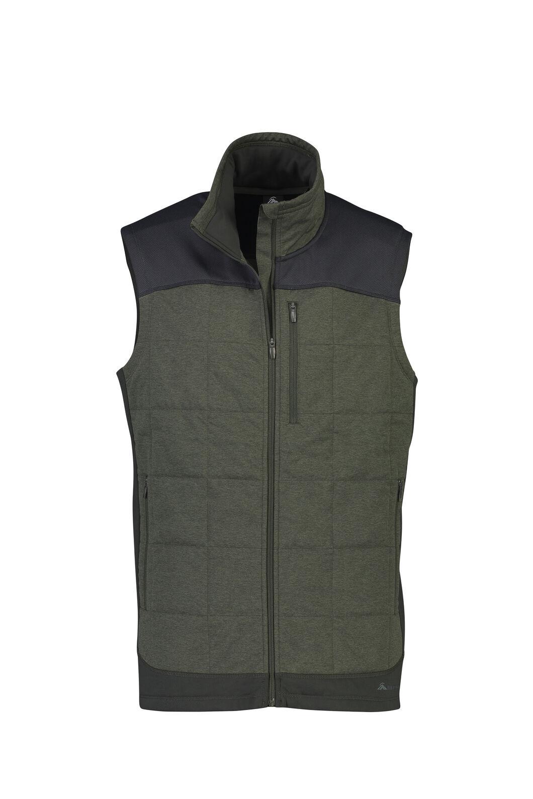 Macpac Accelerate PrimaLoft® Vest - Men's, Peat, hi-res