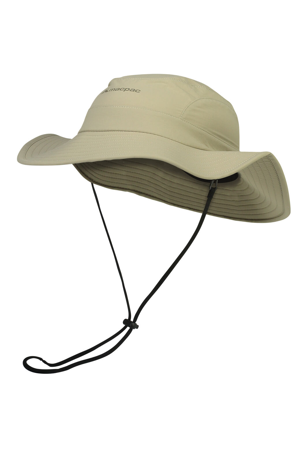 Nylon Hat, Khaki, hi-res