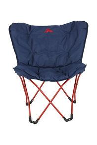 Macpac Moon Chair, Navy/Red, hi-res