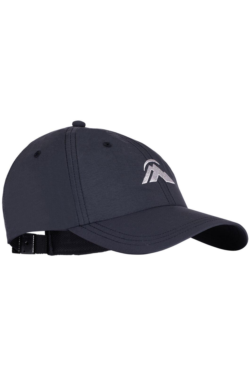 Macpac Mini Hiker Cap, Black, hi-res