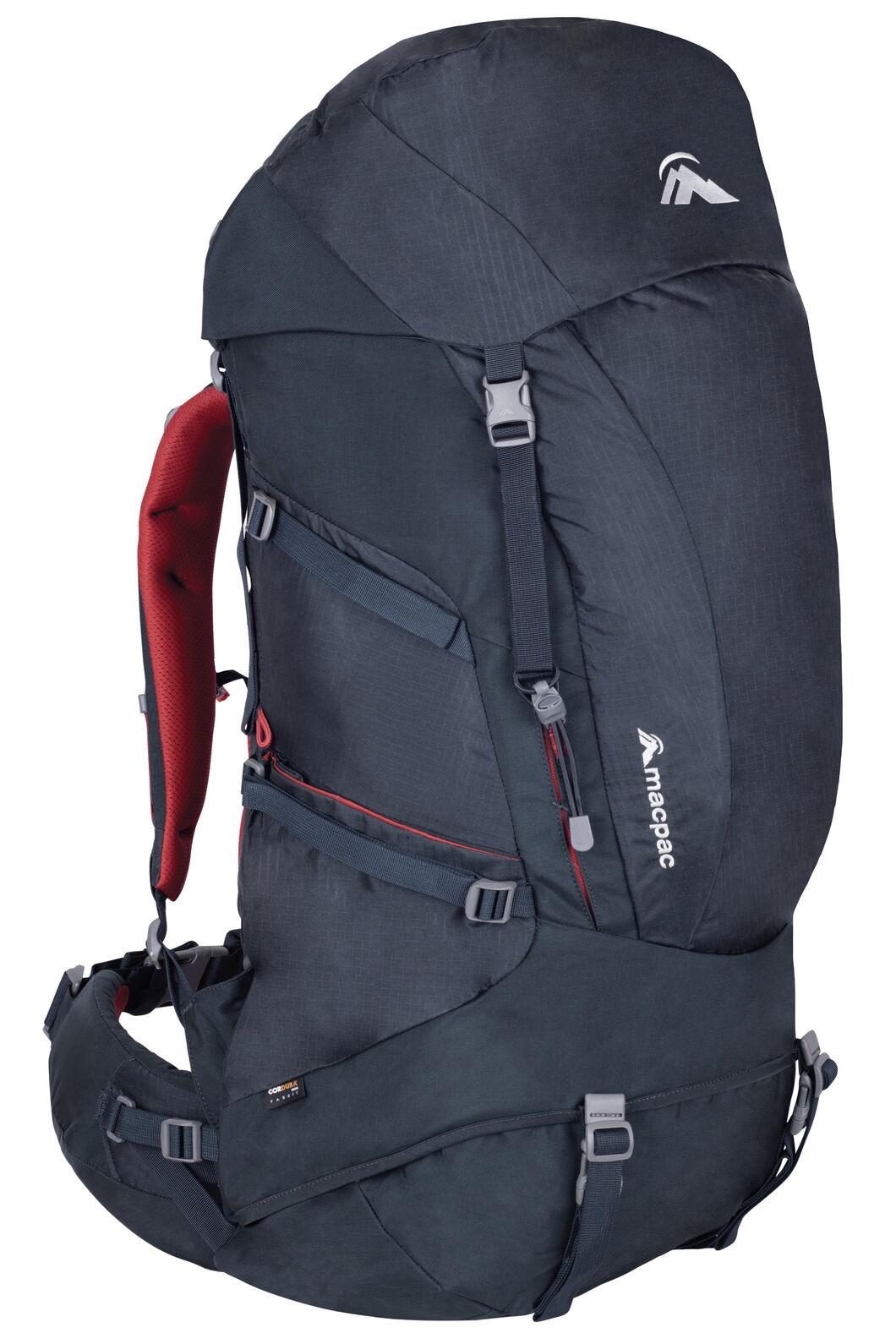 Macpac Torlesse 50L Pack V2, Carbon, hi-res