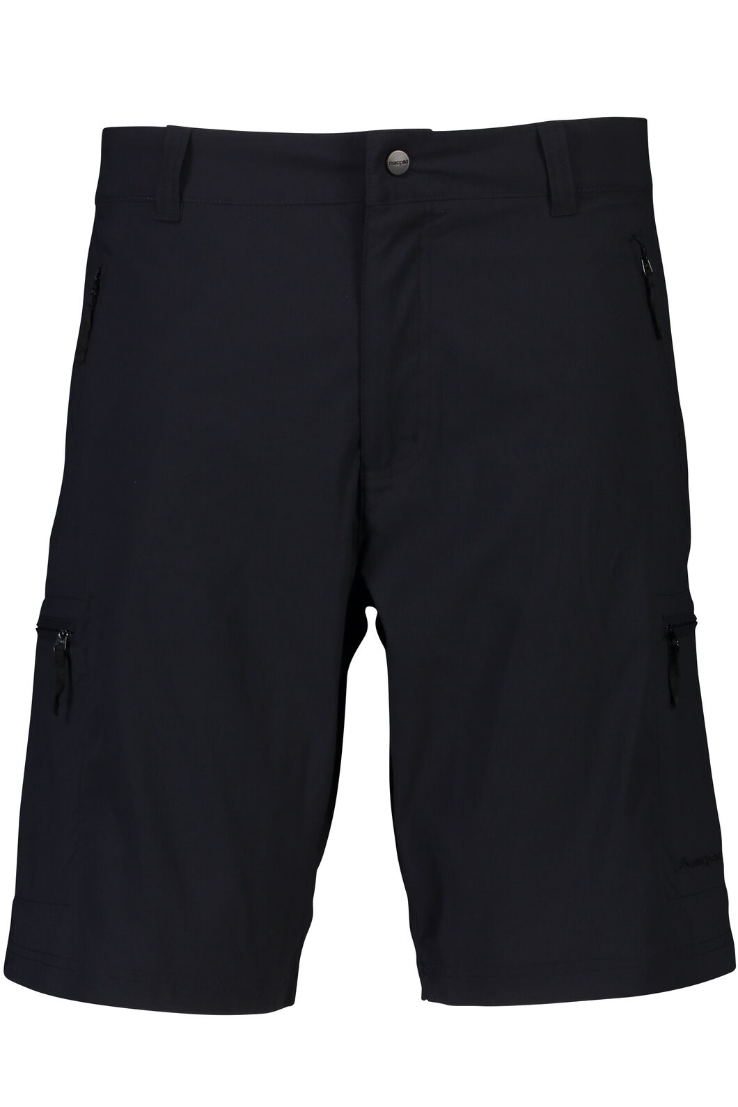 Macpac Drift Shorts - Men's, Anthracite, hi-res