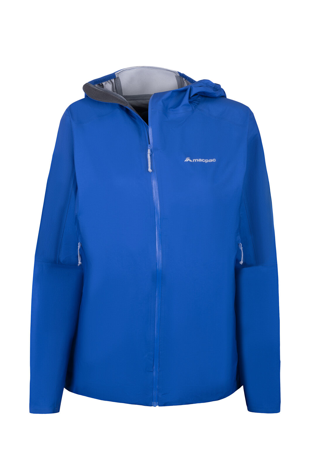 Macpac Nazomi Pertex® Rain Jacket — Women's, Nautical Blue, hi-res