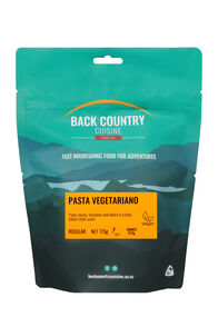 Back Country Pasta Vegetariano (Vegan) — Regular Serve, None, hi-res