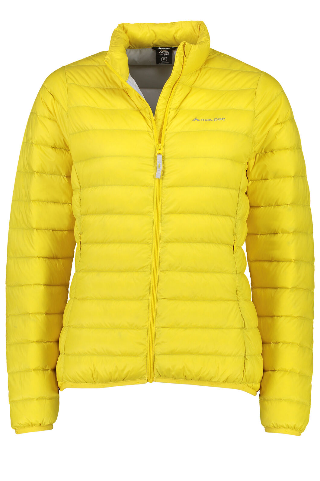 Macpac Uber Light Down Jacket - Women's, Super Lemon, hi-res