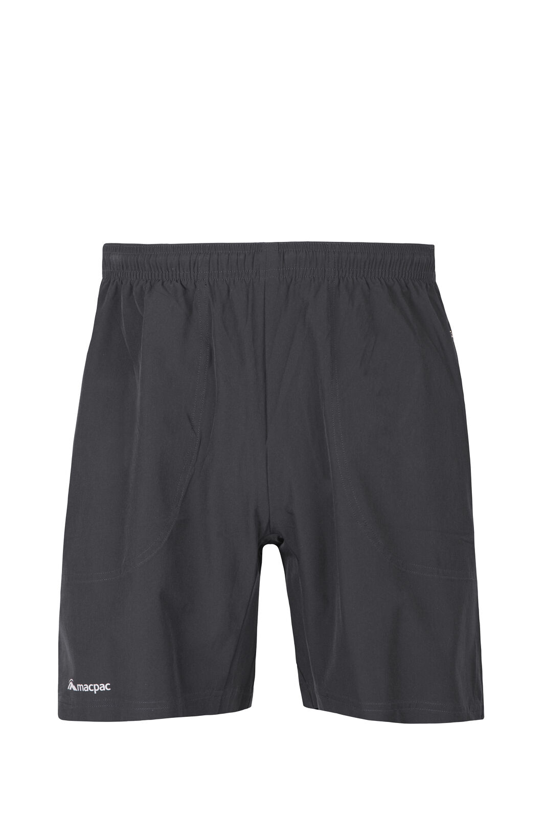 Macpac Fast Track Shorts — Men's, Black, hi-res