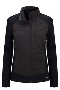 Macpac Accelerate PrimaLoft® Fleece Jacket — Women's, Black, hi-res