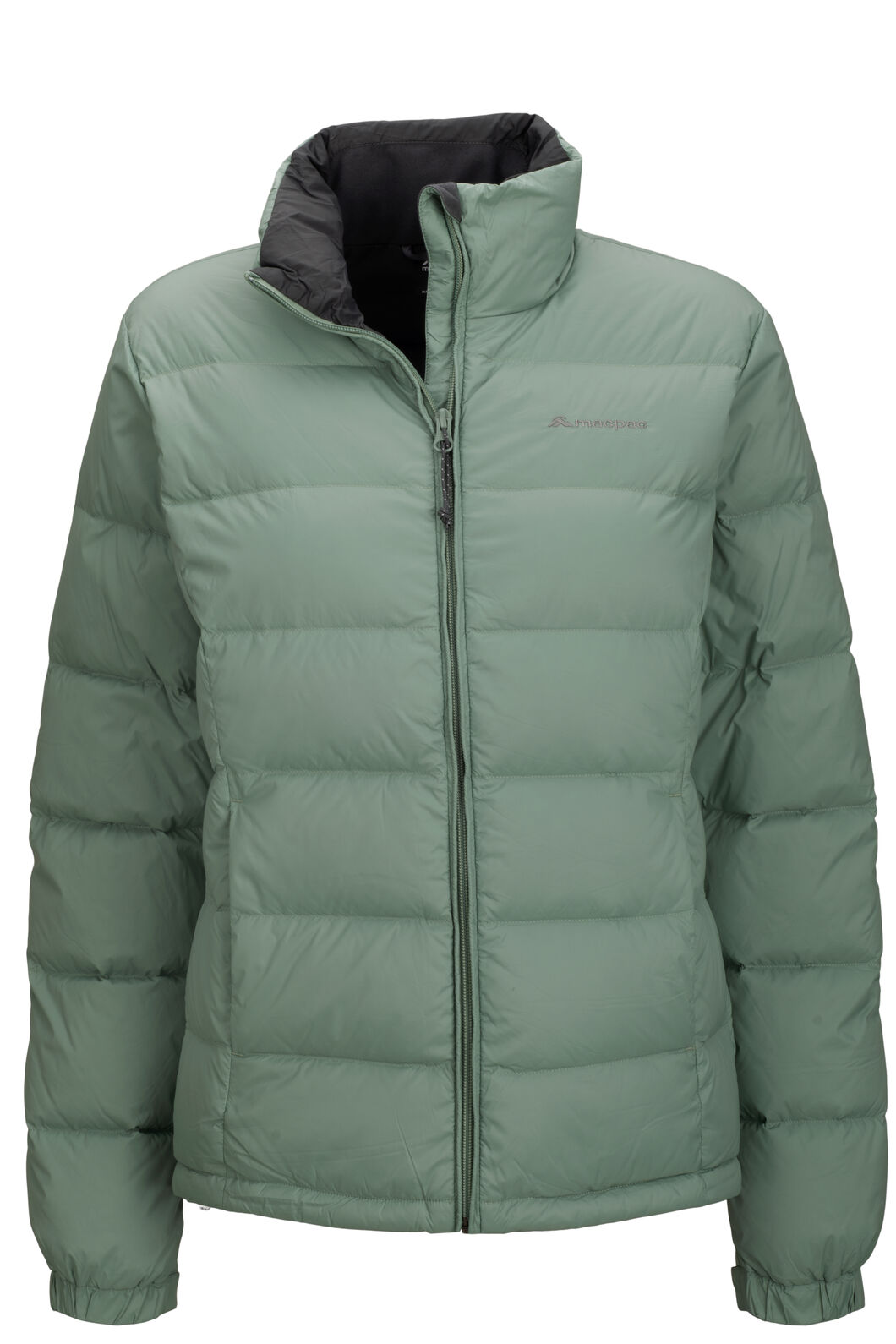 Macpac Halo Down Jacket — Women's, Green Bay, hi-res