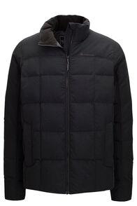 Macpac Men's Accord Down Jacket, Black, hi-res