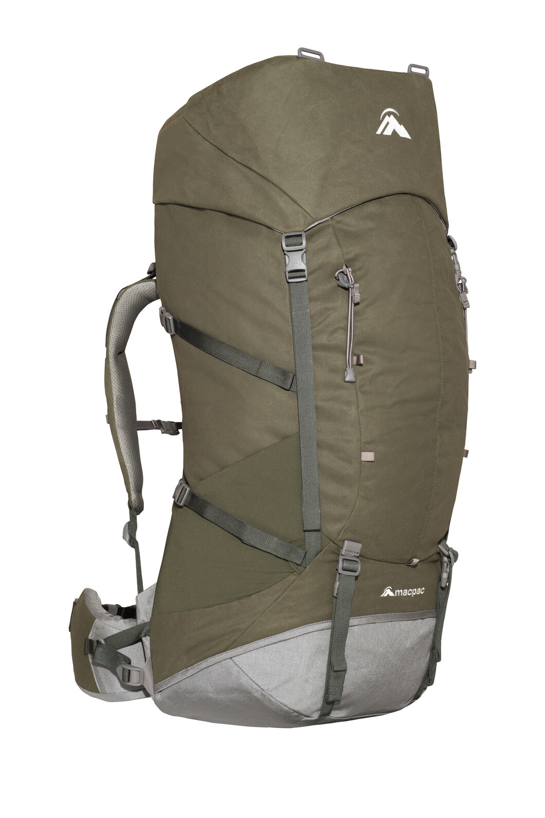 Macpac Cascade 75L AzTec® Hiking Pack, Forest Night, hi-res