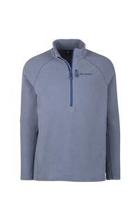 Macpac Tui Polartec® Micro Fleece® Pullover — Men's, Flint Stone, hi-res