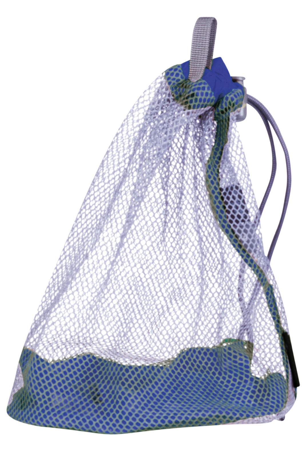 Macpac Mesh Stuff Sack Medium, Sodalite Blue, hi-res