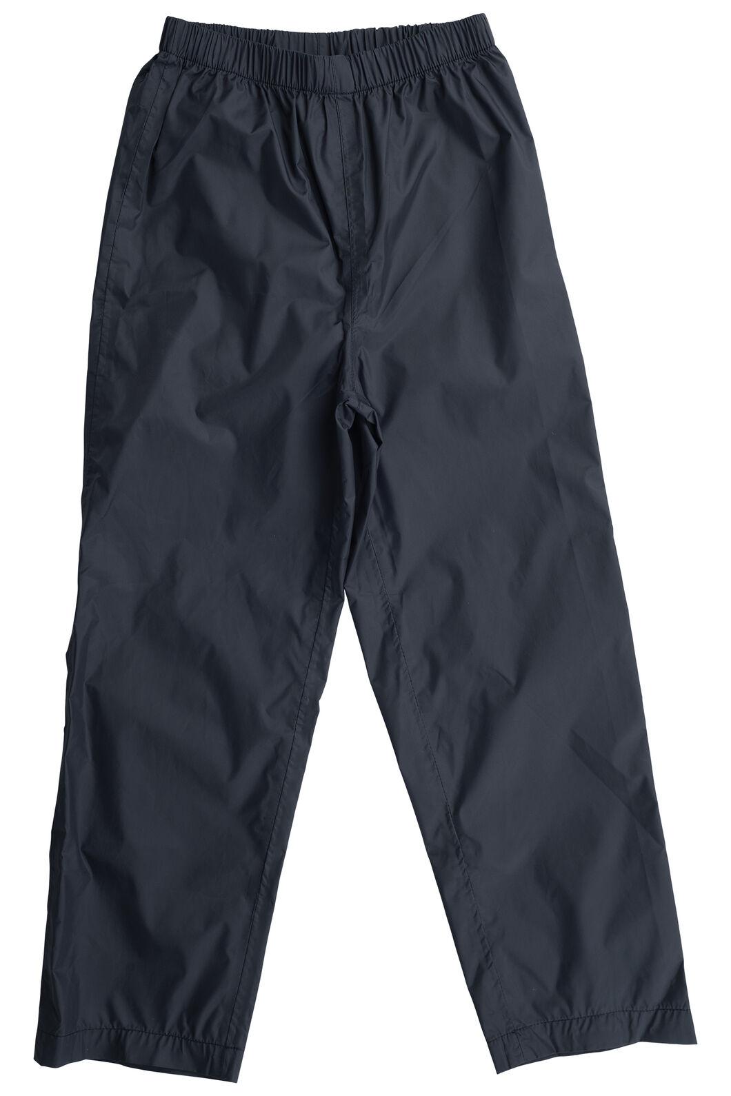 Macpac Pack-It-Pant - Kids', Black, hi-res