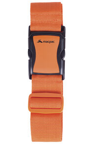 Macpac Quick Release Luggage Strap, Orange, hi-res