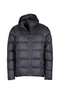Macpac Sundowner Hooded HyperDRY™ Down Jacket - Men's, Black, hi-res