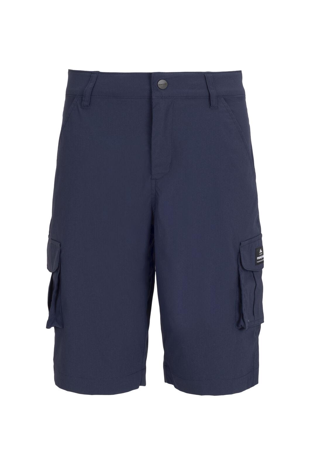Macpac Lil' Drifter Shorts — Kids', Black Iris, hi-res