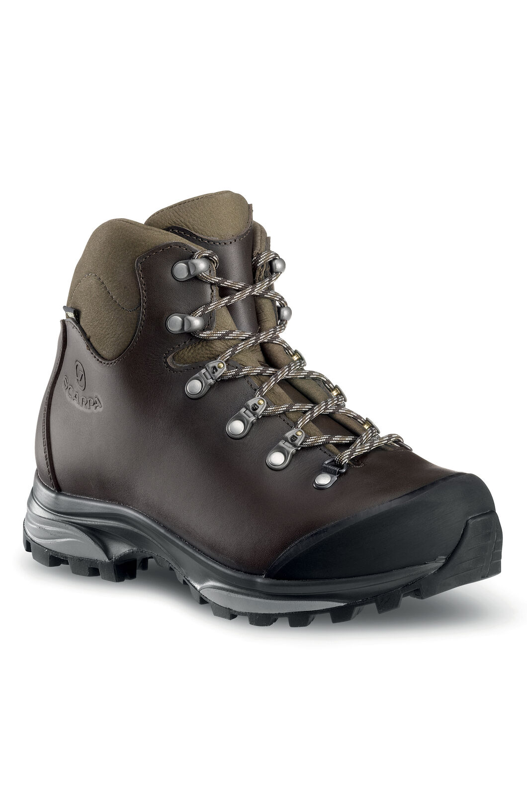 Scarpa Delta GTX Boots - Men's, Brown, hi-res