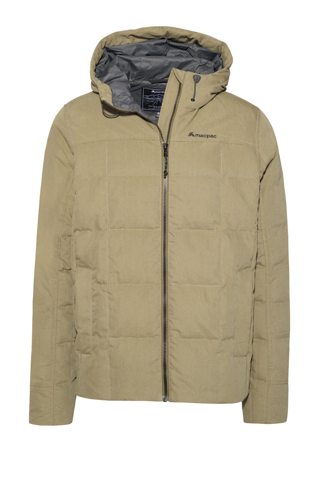 Macpac Fusion Down Jacket — Men's, Military Olive, hi-res