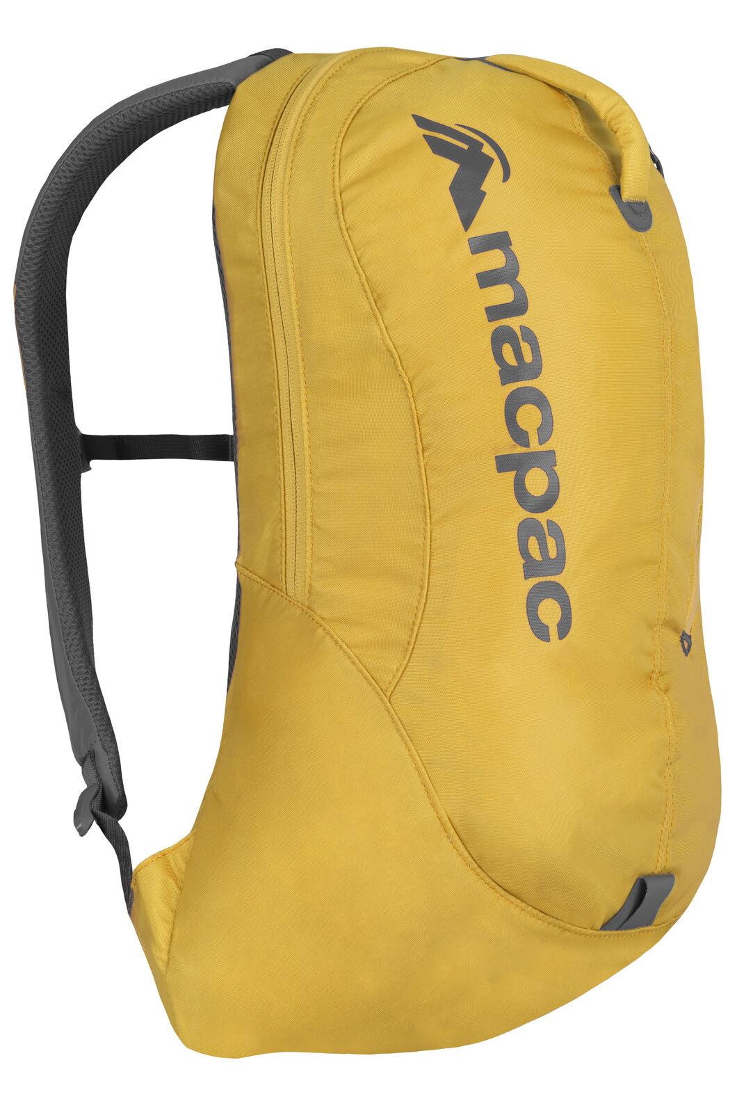 Macpac Kahuna 1.1 18L Backpack, Lemon Curry, hi-res