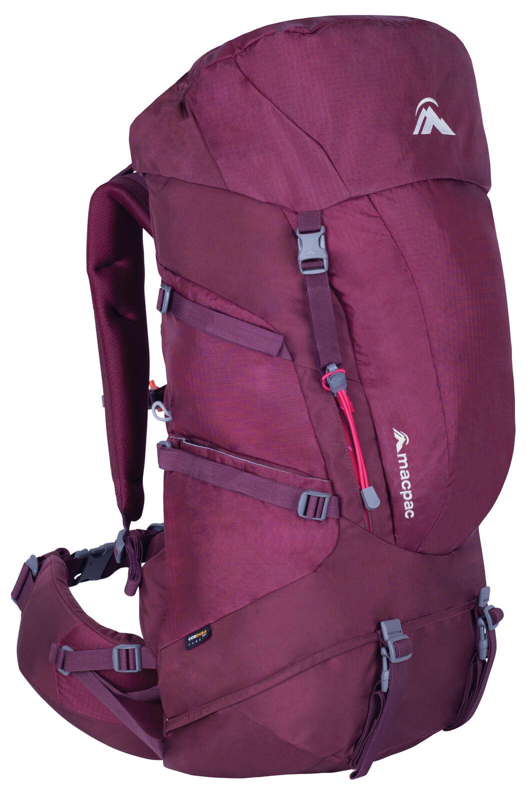 Macpac Torlesse 50L Pack V2, Rhodo/Windsor, hi-res