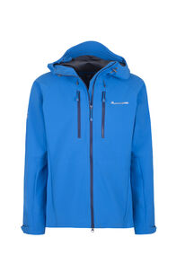 Macpac Fitzroy Alpine Series Softshell Jacket - Men's, Directoire, hi-res