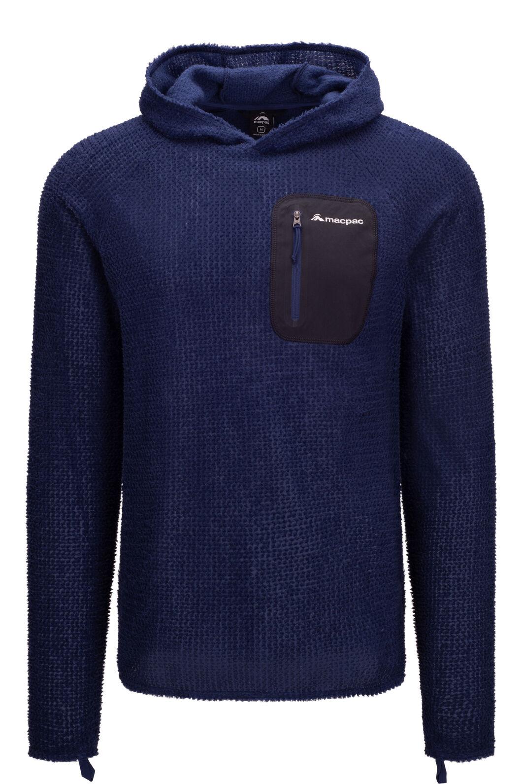 Macpac Men's Nitro Polartec® Alpha® Pullover, Medieval/Medieval, hi-res