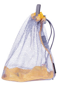 Macpac Mesh Stuff Sack Large, Saffron, hi-res