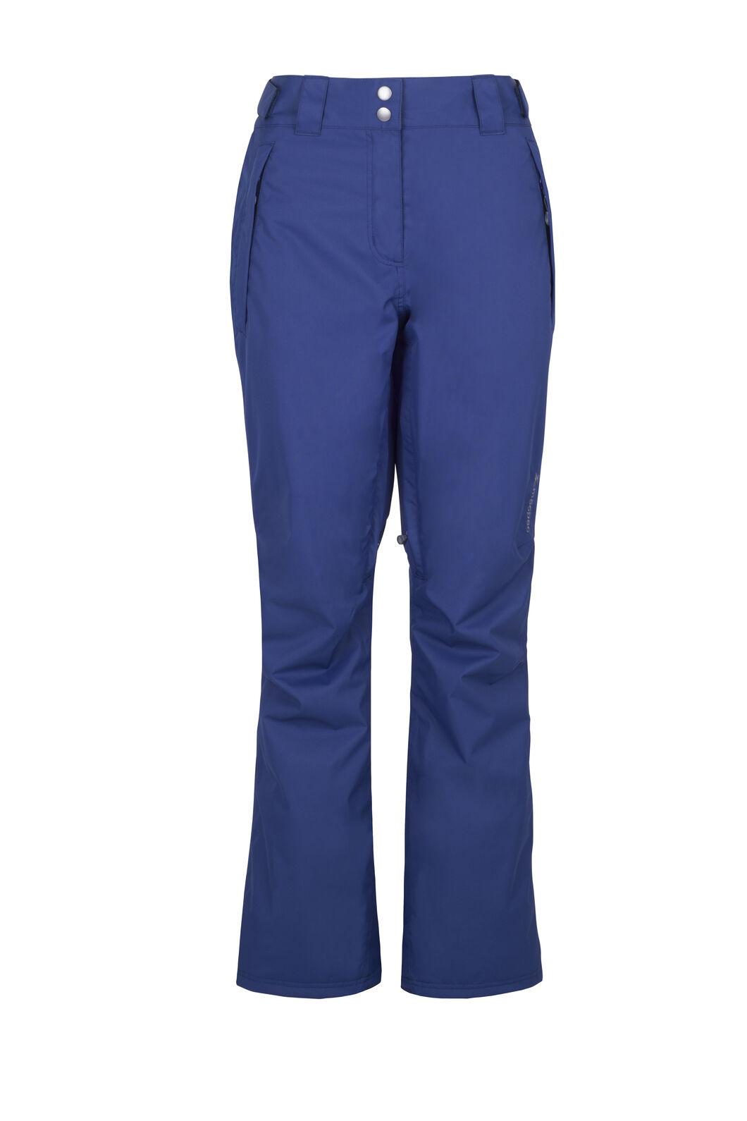 Macpac Powder Ski Pants - Women's, Medieval Blue, hi-res