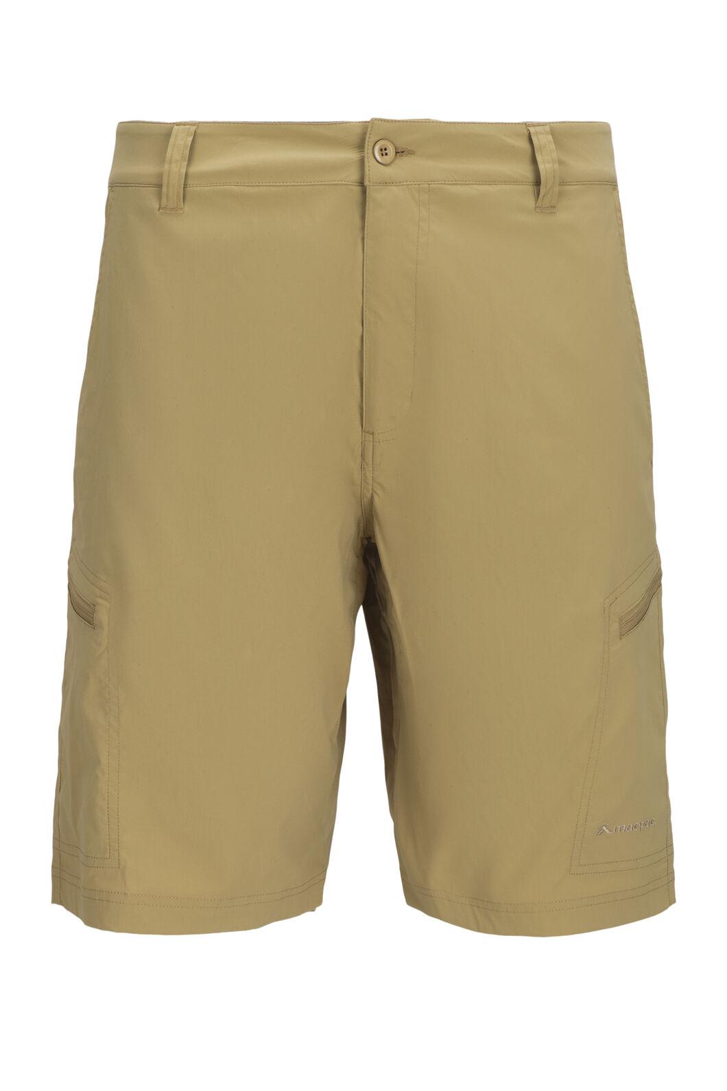 Macpac Men's Drift Shorts, Khaki, hi-res