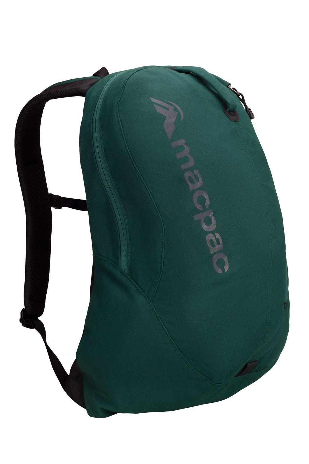Macpac Kahu 22L AzTec® Backpack, Botanical Green/Black, hi-res