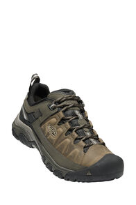 KEEN Men's Targhee III WP Hiking Shoes, Bungee Cord/Black, hi-res
