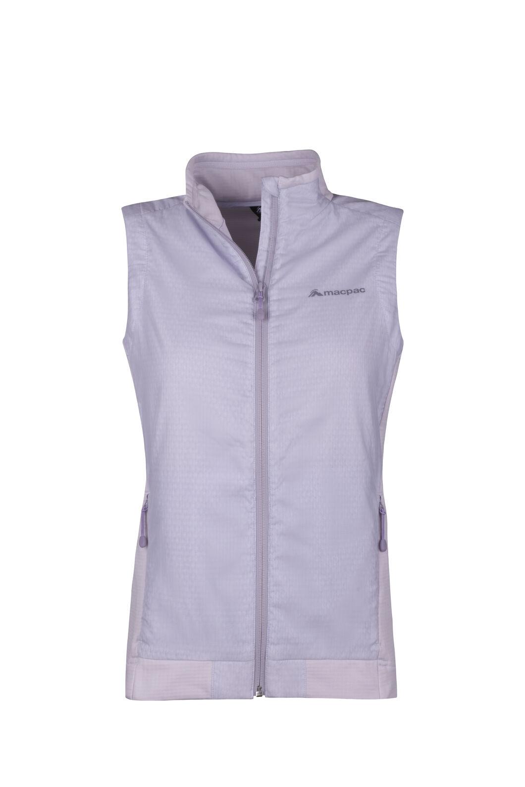 Macpac Saros Polartec® Alpha® Vest - Women's, Lilac Hint, hi-res