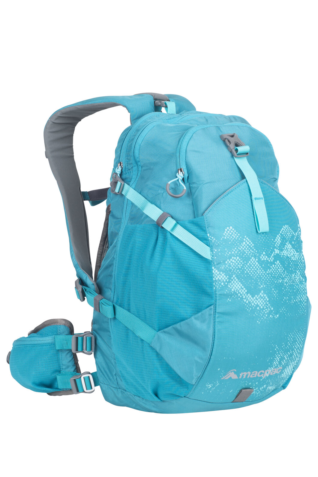 Mountain Bike 18L Pack, Enamel Blue, hi-res