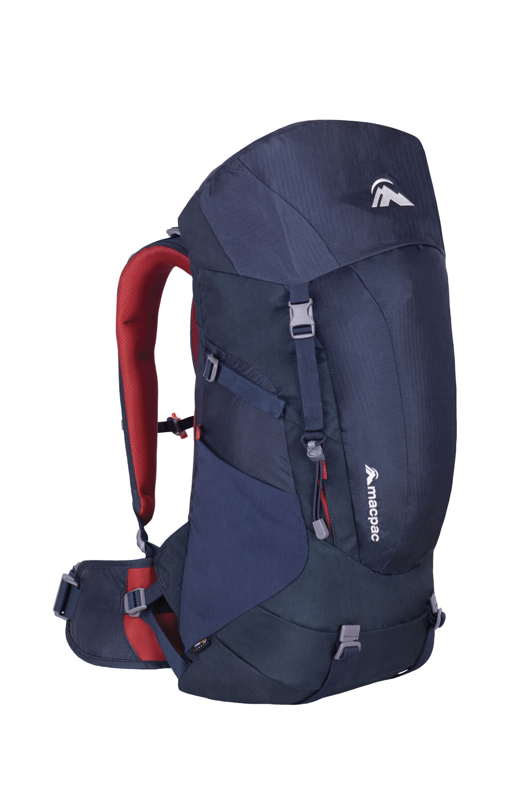 Macpac Torlesse 35L Hiking Pack, Carbon, hi-res