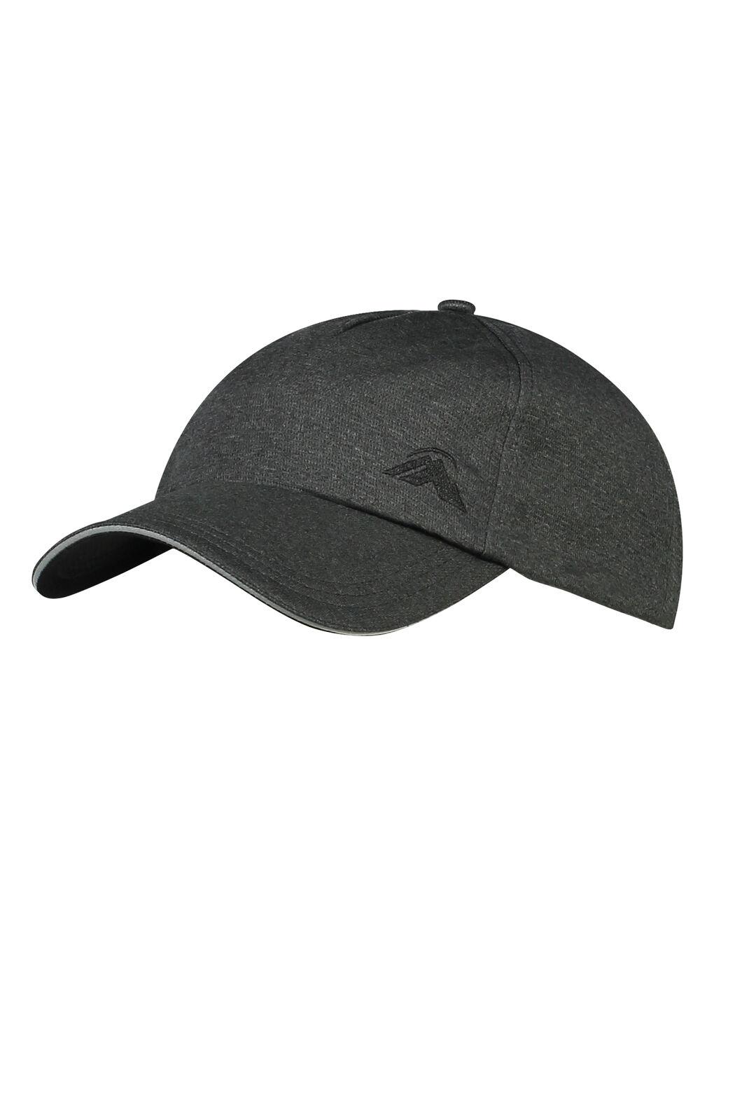 Macpac Trail Cap, Dark Grey, hi-res