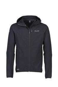 Macpac Mannering Hooded Jacket - Men's, Black, hi-res