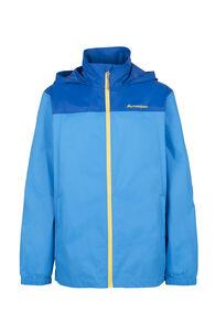 Macpac Pack-It-Jacket - Kids', Blithe/Snorkel, hi-res