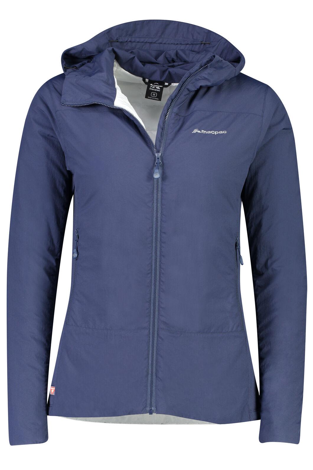 Macpac Ethos PrimaLoft® Jacket - Women's, Black Iris, hi-res