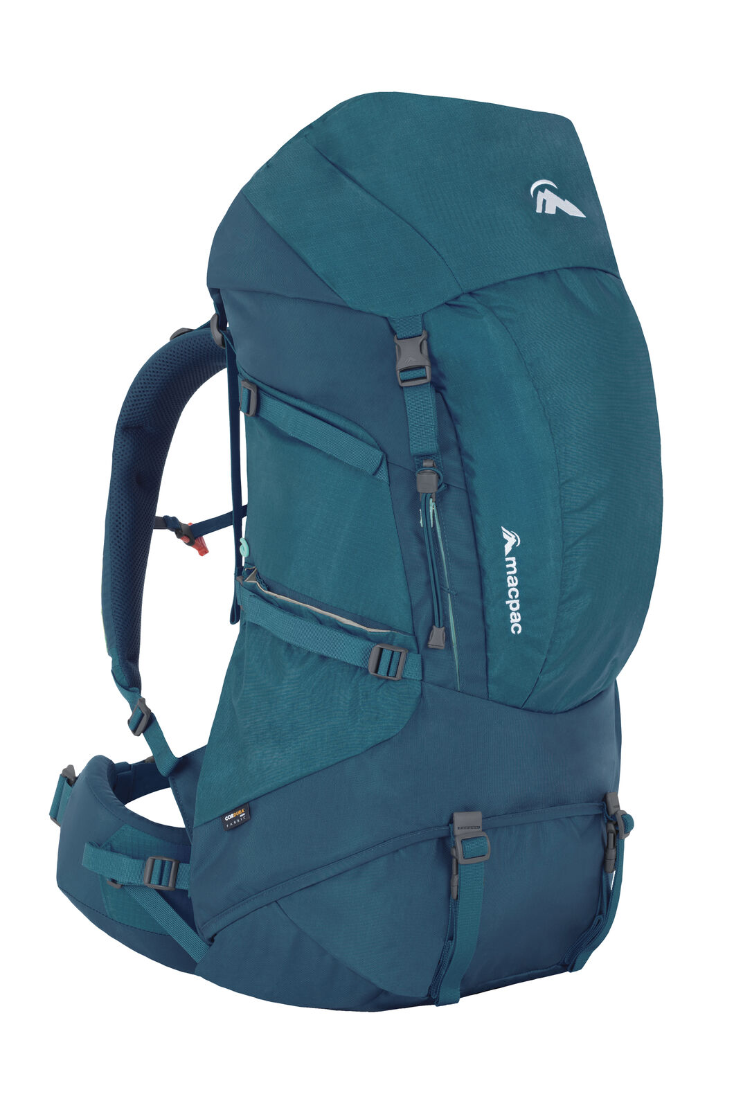 Torlesse 65L Pack V2, Ocean Depths, hi-res